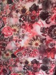 Coral_floral_mesh_fabric