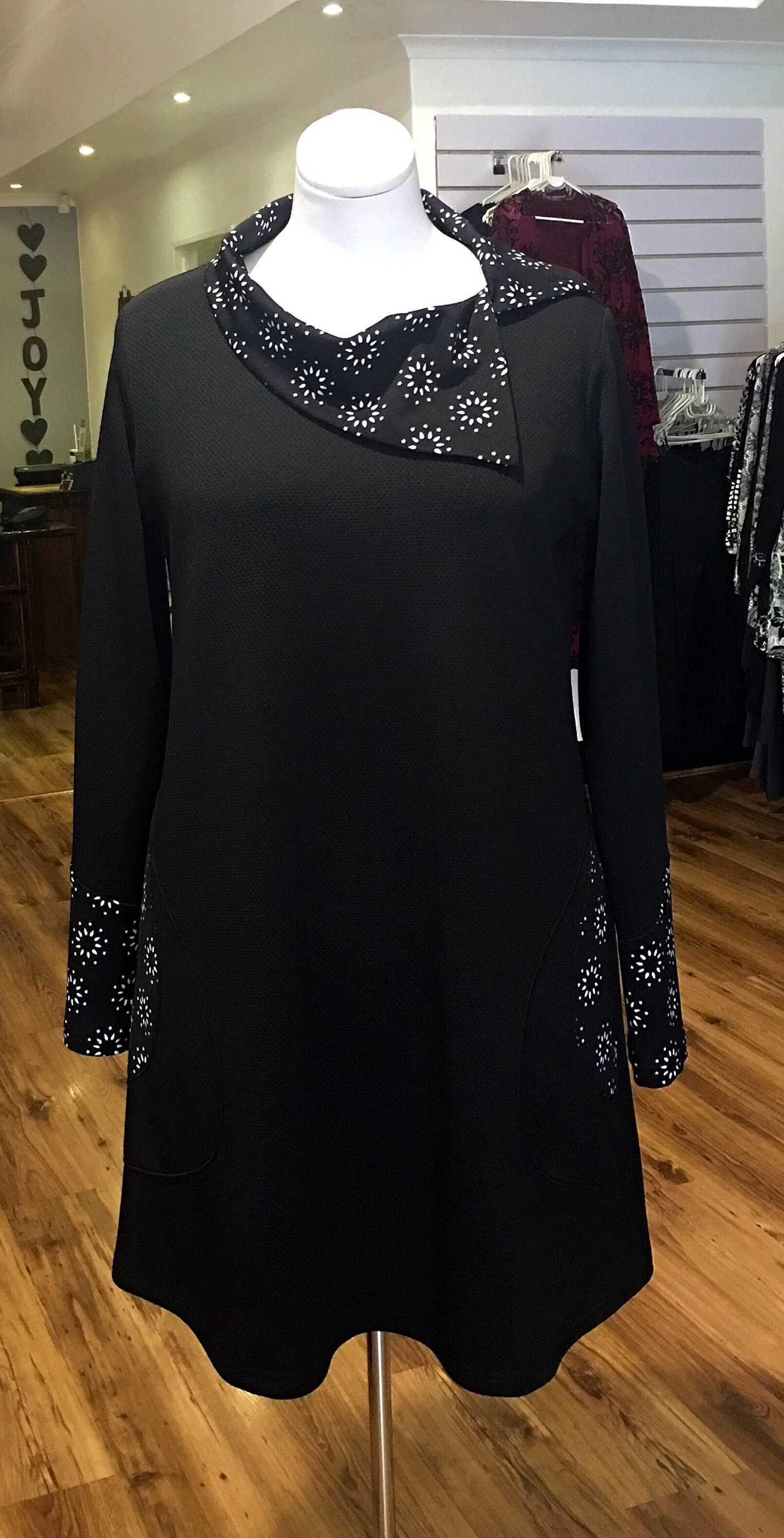 Winter Miracle shape top