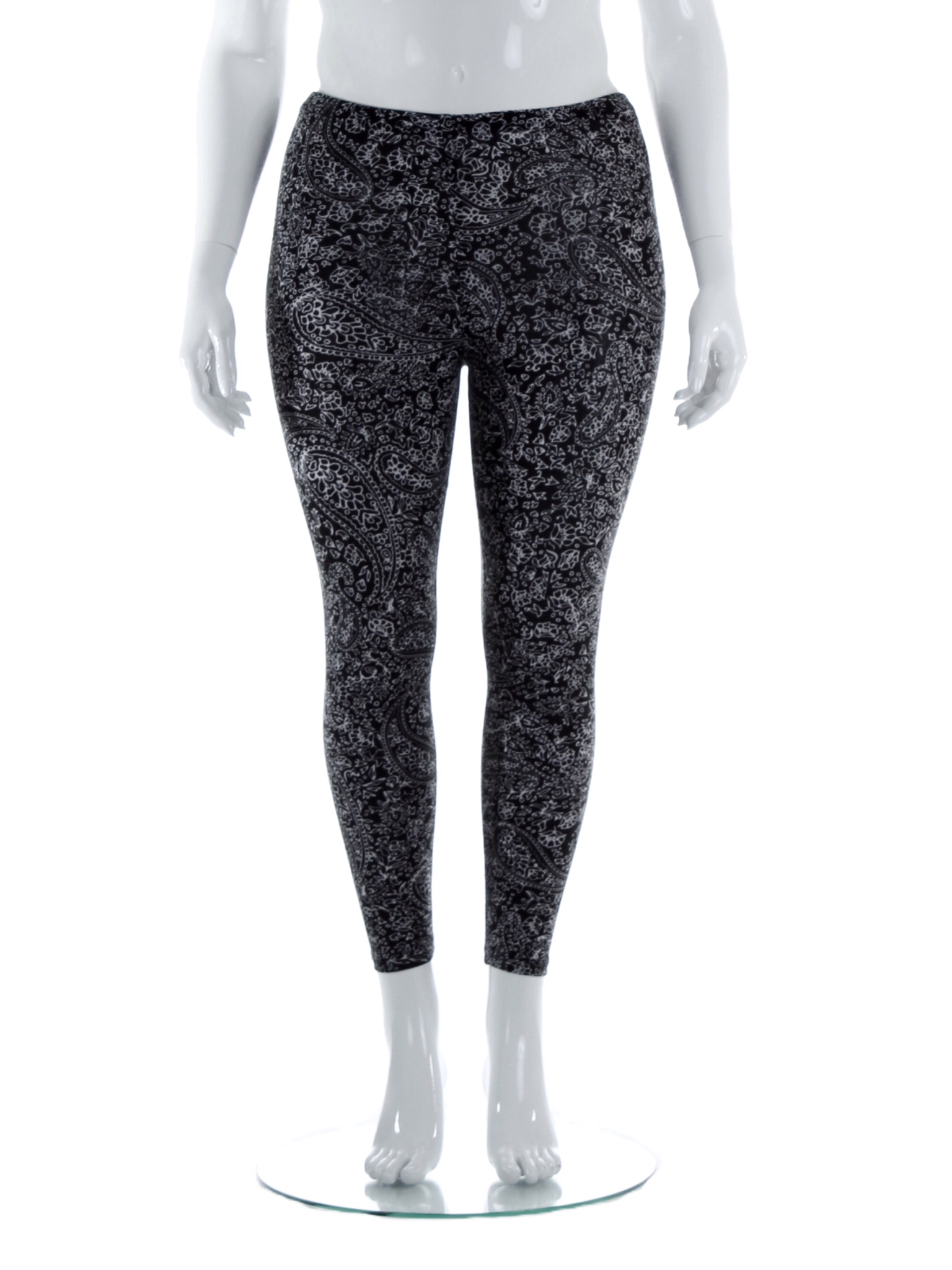 5f031aeb896 Plus size leggings that don t roll down...and I know